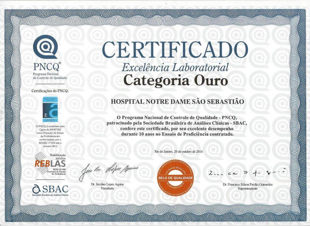 Foto: Luzia Camargo / Assecom Hospital Notre Dame São Sebastião