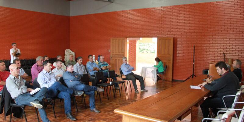 Foto: Reunião realizada no dia 02 de maio de 2017 retomou a pauta de ativação da Patrulha na região