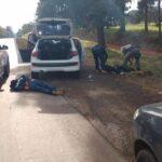 Policial Civil de Espumoso auxilia na prisão de ladrões em Passo Fundo