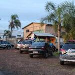 Polícia Civil desencadeia operação contra o tráfico de drogas, roubos e receptação